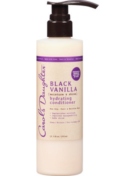 Black Vanilla Moisture & Shine Hydrating Conditioner by Carol's Daughter