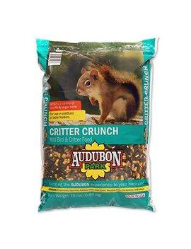 Audubon Park 12243 Critter Crunch Wild Bird And Critter Food, 15 Pounds by Audubon Park