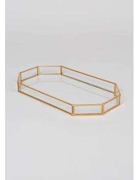 Glass Display Tray by Matalan