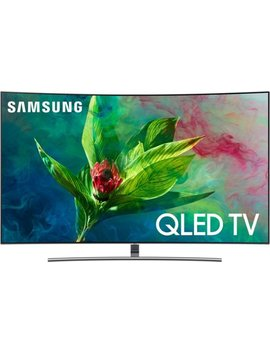 "55"" Class   Led   Curved   Q7 C Series   2160p   Smart   4 K Uhd Tv With Hdr by Samsung"