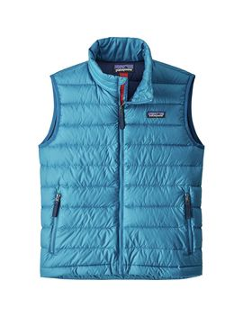 Down Sweater Vest   Boys' by Patagonia