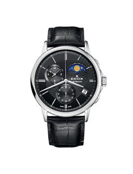 Edox Les Bemonts Chronograph Quartz // 01651 3 Nin by Touch Of Modern
