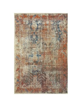 Carbon Loft Winkel Distressed Traditional Area Rug by Carbon Loft