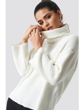 Wide Poloneck Detailed Sweater by Trendyol