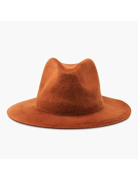 Wyeth™ Faye Fedora by J.Crew