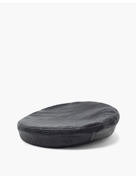 Wyeth™ Joaquin Vegan Leather Beret by Madewell