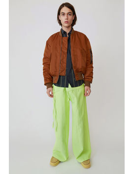 Bomber Jacket Caramel Brown by Acne Studios