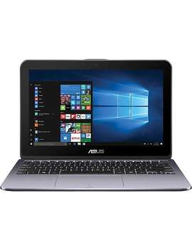 "Asus Vivo Book Flip 12&Nbsp; 11.6""Laptop, Intel  N4200, 2.5 G Hz, 4 Gb  Ram, 1 Tb Storage, Windows 10 Home&Nbsp; (Tp203 Na Dh22 T) by Asus"