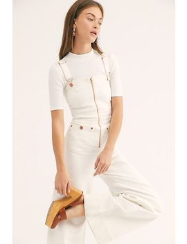 Quincy Overalls by Free People