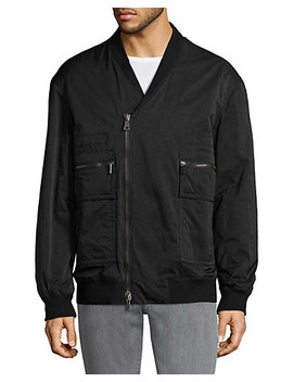 Helmut Lang Crossover Bomber Jacket by Helmut Lang