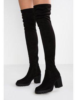 Onlbarbara Long Shaft   Overkneeskor by Only Shoes