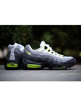 Nike Air Max 95 Og Neon Size 11 Uk 554970 071 Brand New In Box Uk*** by Ebay Seller