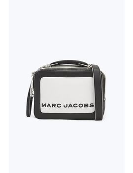 The Colorblocked Mini Box Bag by Marc Jacobs