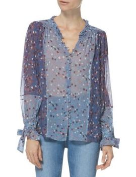Dorothy Silk Blouse by Paige Jeans
