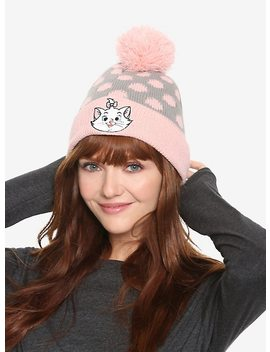 Disney Aristocats Maris Pom Watchman Beanie by Hot Topic