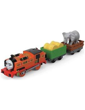 Fisher Price Thomas & Friends Track Master Nia & The Elephant by Argos
