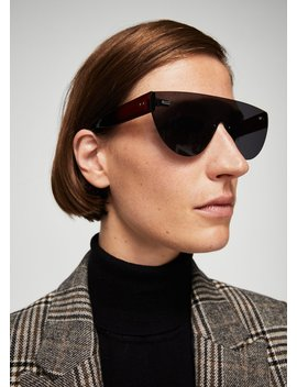 Contrasting Sunglasses by Mango