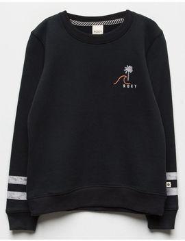 Roxy Wave Girls Sweatshirt by Roxy