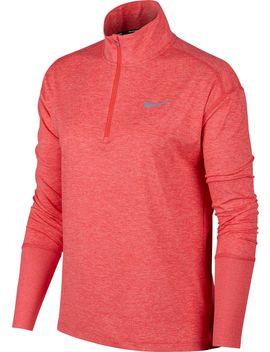 Nike Women's Element Half Zip Running Pullover by Nike