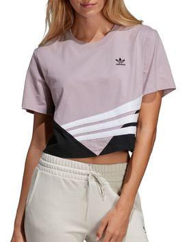 Adidas Originals Women's Cropped T Shirt by Adidas