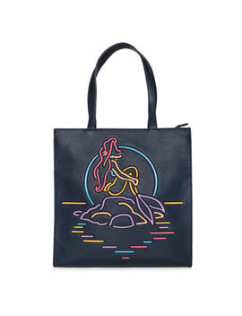 The Little Mermaid Neon Tote By Danielle Nicole by Disney