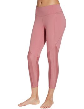 Calia By Carrie Underwood Women's Energize Spliced 7/8 Leggings by Calia By Carrie Underwood