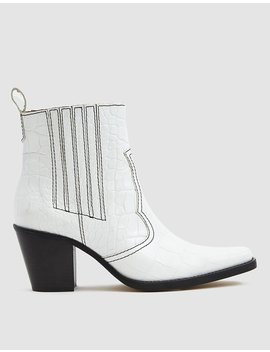 Callie Western Boot by Ganni