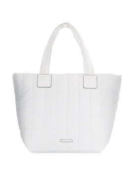 Theo Parachute Nylon Tote Bag by French Connection