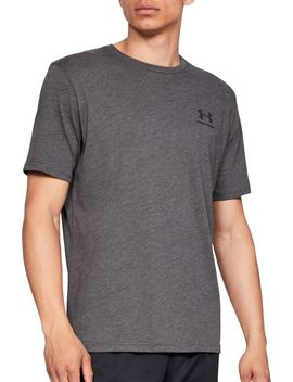 Under Armour Men's Sportstyle Left Chest Graphic T Shirt by Under Armour