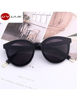 Uvlaik Fashion Brand Designer Cat Eye Women Sunglasses Oversized Sun Glasses Cat Eye Vintage Female Eyewear Goggles by Uvlaik