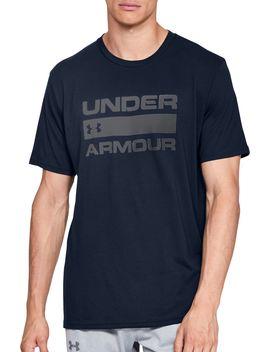 Under Armour Men's Team Issue Wordmark Graphic T Shirt by Under Armour