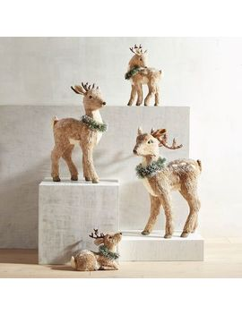 Basic Deer 4 Piece Set by Pier1 Imports