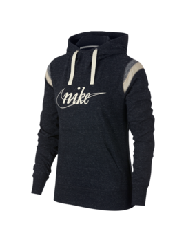 Nike Gym Vintage Varsity Hoodie by Foot Locker