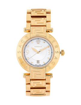 68 Q70 Ds070 Gold Tone Revive Watch by Versace