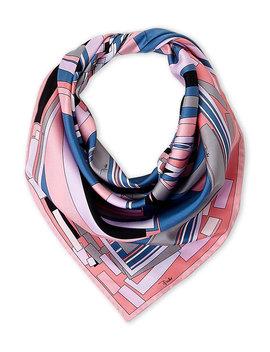 Printed Silk Scarf by Emilio Pucci