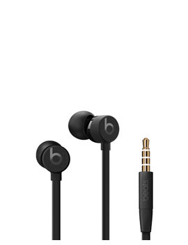 Black Ur Beats 3 In Ear Headphones With 3.5mm Plug by Beats By Dre