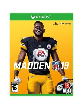 Xbox One by Madden Nfl 19
