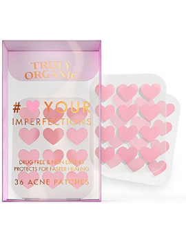 Online Only Blemish Treatment Acne Patches by Truly Organic