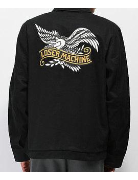 Loser Machine La Mesa Black Jacket by Loser Machine