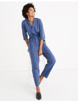 Ace&Jig™ Striped Stella Jumpsuit by Madewell