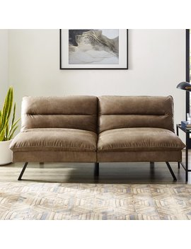 Williston Forge Malt Convertible Sofa & Reviews by Williston Forge