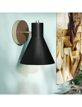 17 Stories Alton 1 Light Armed Sconce & Reviews by 17 Stories
