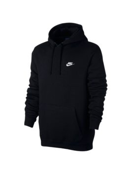 Nike Club Fleece Pullover Hoodie by Jordan