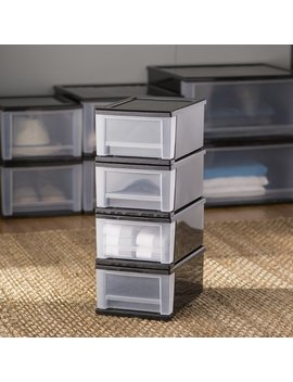 Wayfair Basics™ Wayfair Basics Stackable Storage Drawers & Reviews by Wayfair Basics™