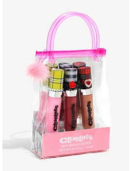 Clueless Lip Gloss Collection by Hot Topic