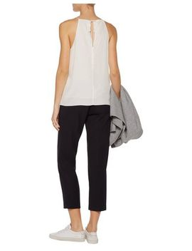 Tibi Silk Top   T Shirts And Tops by Tibi