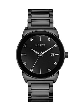 Bulova Men's Stainless Steel Watch by Bulova