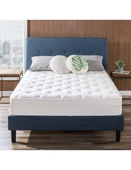 Slumber 1 By Zinus   10 Inch By Zinus Spring Support Mattress With Green Tea Foam Comfort Layer by Zinus