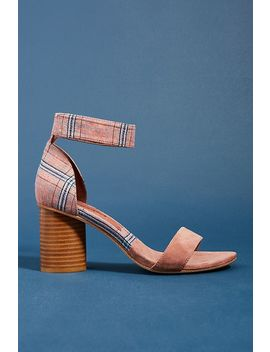 Jeffrey Campbell Plaid Purdy Heels by Jeffrey Campbell