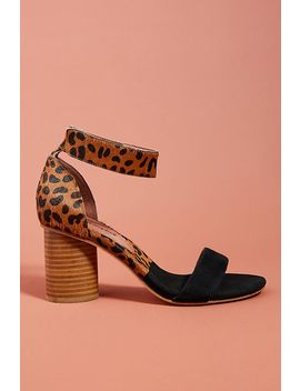 Jeffrey Campbell Cheetah Purdy Heels by Jeffrey Campbell